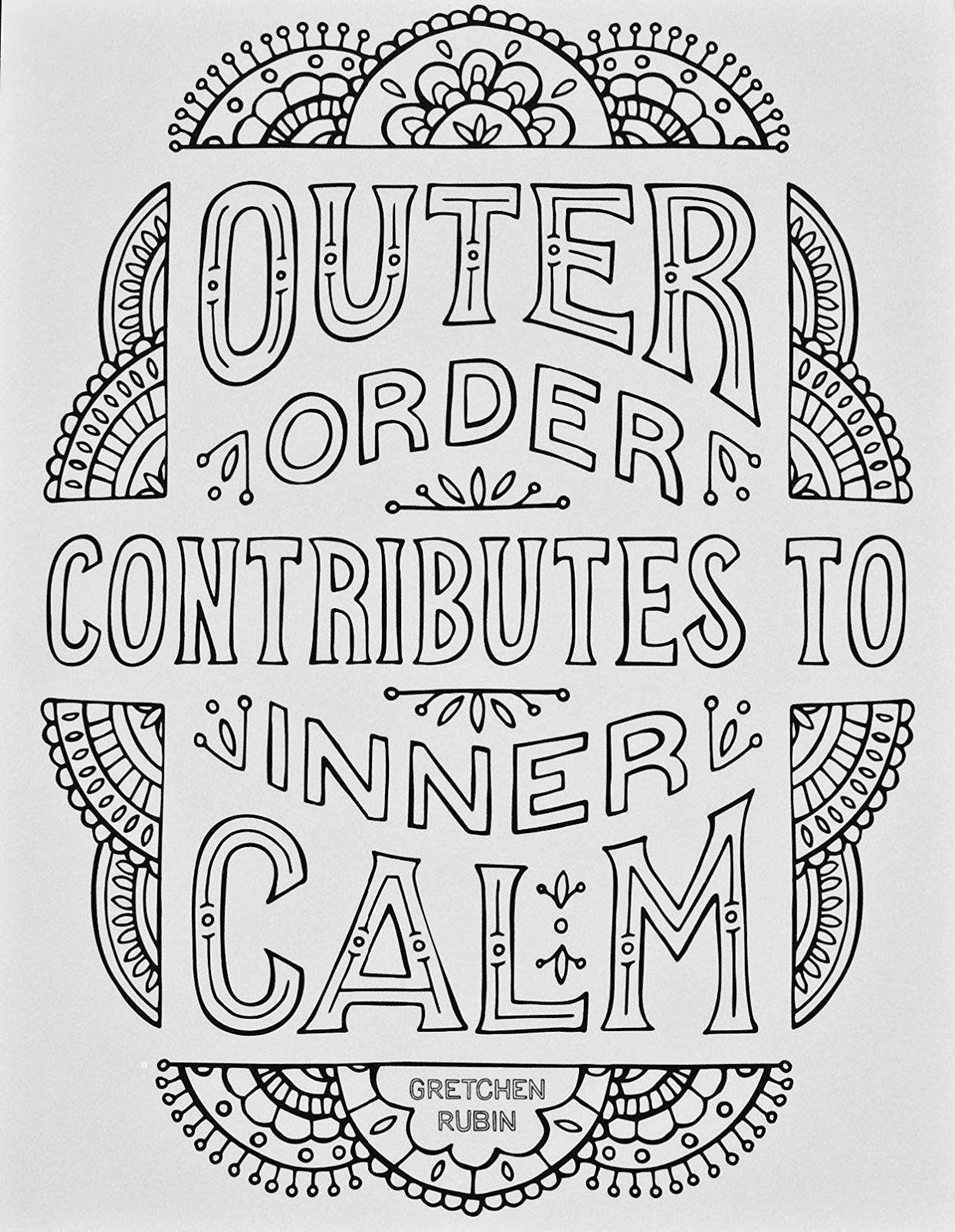 Amazon.com: The Happiness Project Mini Posters: A Coloring Book ...