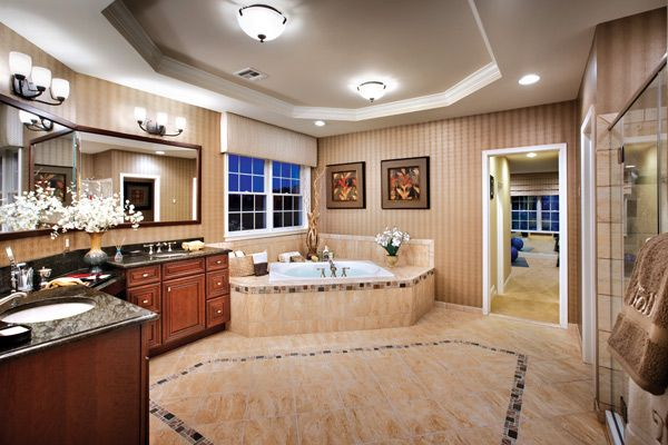 Pin By Toll Brothers On Bathrooms House Design Bathroom