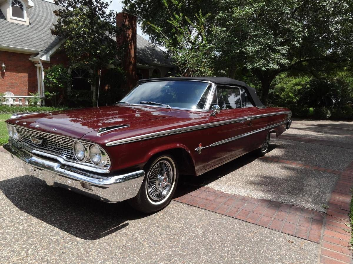 1963 Ford Galaxie 500xl For Sale 1962743 Hemmings Motor News