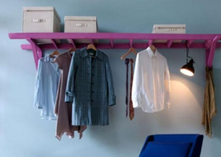 Simple Clothes Rack Design Ideas is part of Cute Clothes Rack - Whenever you begin to ready the store you will need fixtures and racks  Even though you place shelves or cupboards up there you could have to become a gorilla to obtain into them  It's a great concept to research all… Continue Reading →