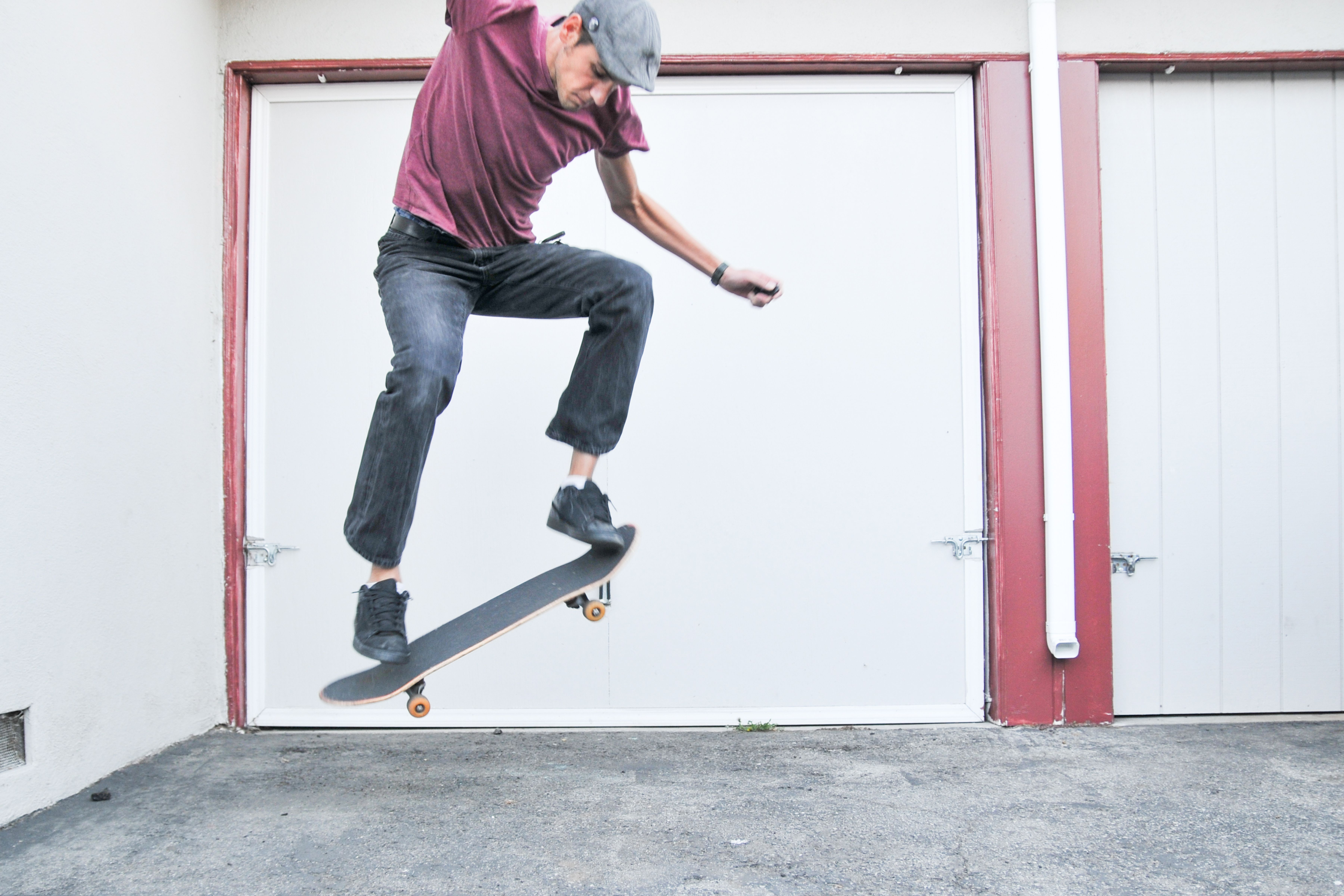 The First 10 Tricks You Should Learn On A Skateboard Skateboard Learning