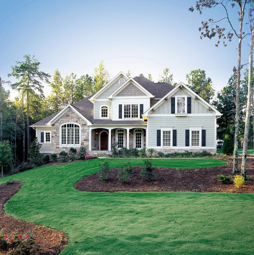 Quality Home Exteriors Design: Very Similar To Santa Monica