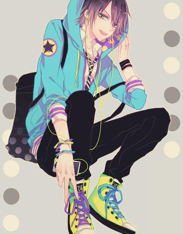 Anime Boy Shoes : anime, shoes, Ibuki, (mangaka)/#1506162, Zerochan, Anime, Guys,, Anime,, Characters
