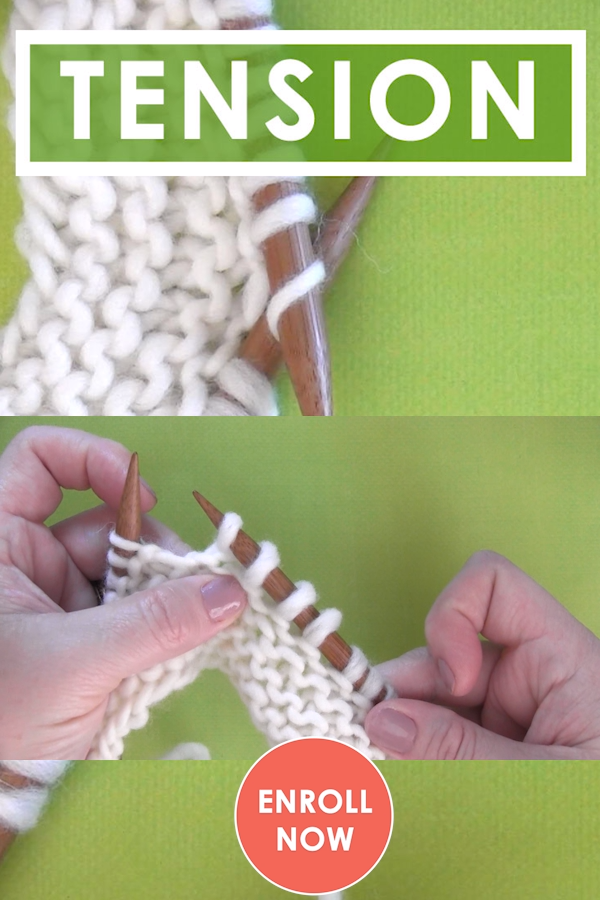 Photo of Knitting Tension Help