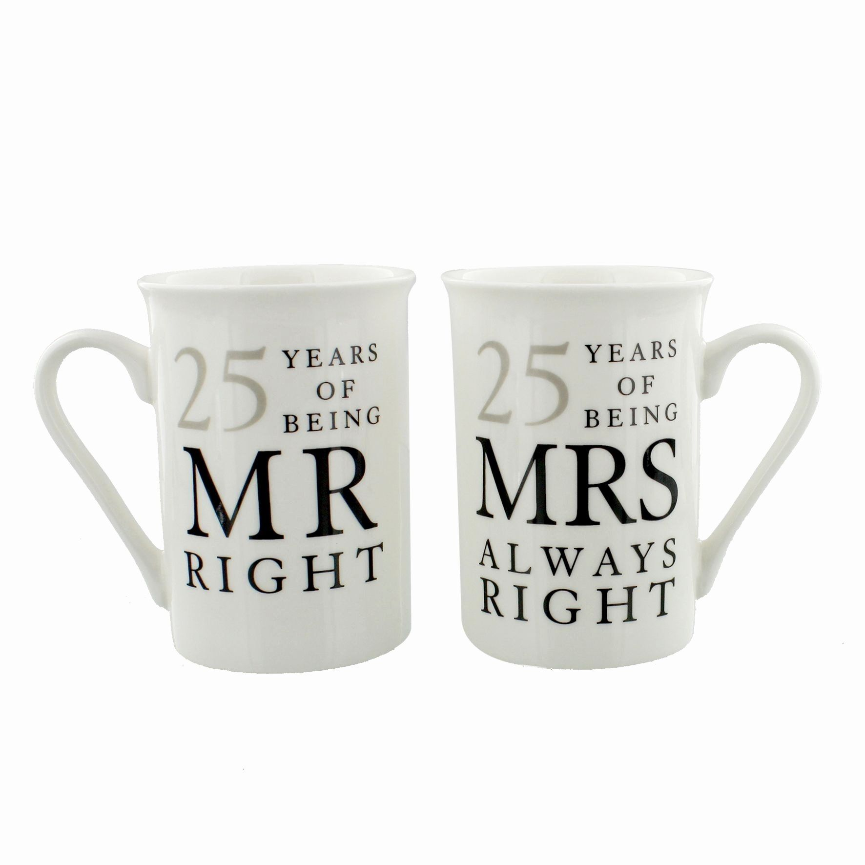 25th anniversary gift ideas for couples