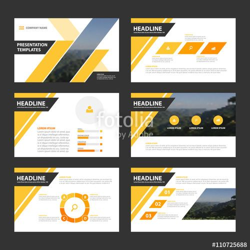 Presentation Example Fotolia Graphic Layouts Etc Pinterest