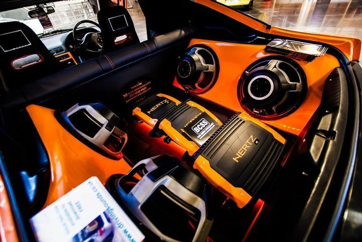 This Is The Bcss Car Sounds Demo Car 200sx S13 Custom Paint Job Graphics Hertz Soundsystem