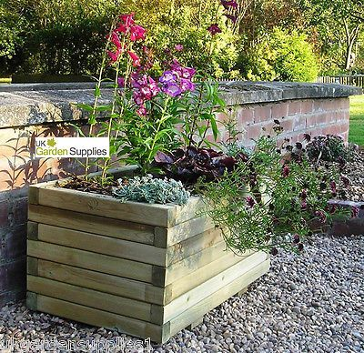 Large Wooden Planter Tro Mom S Garden Planters Wooden