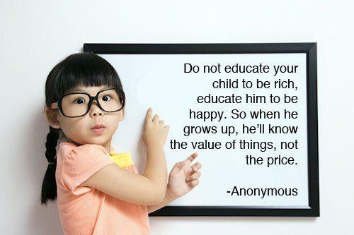 10 Kata Bijak Mengharukan Tentang Anak Parenting Anak Membesarkan Anak Bijak