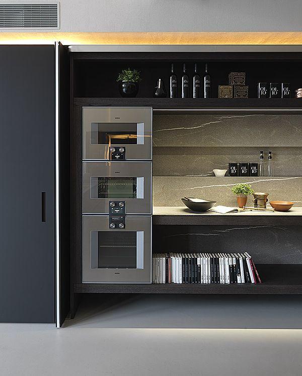 Mini Modern Kitchen Miele Gaggenau: Pin By Parichati Pattajoti On 6375.k In 2019
