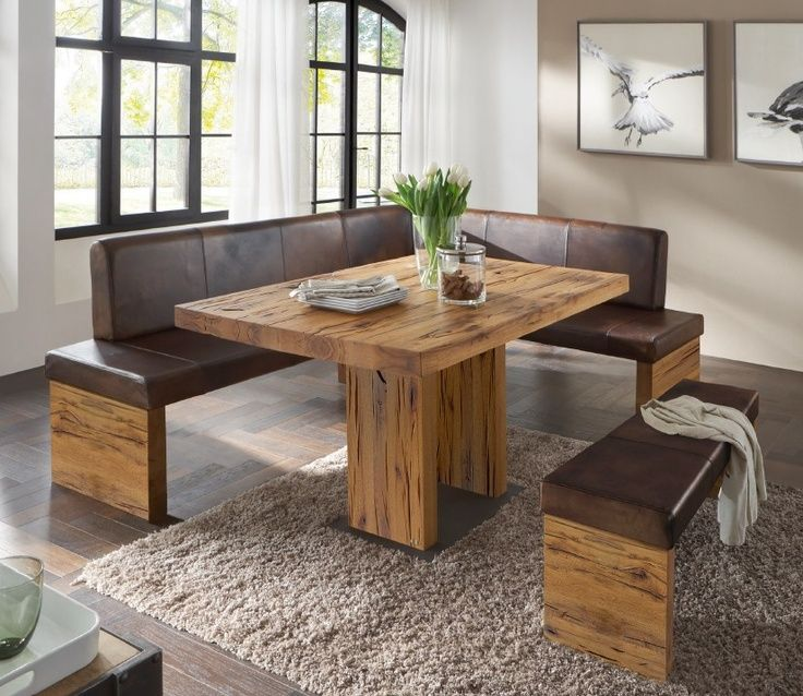Emejing Esszimmer Mit Eckbank Modern Images - House Design Ideas