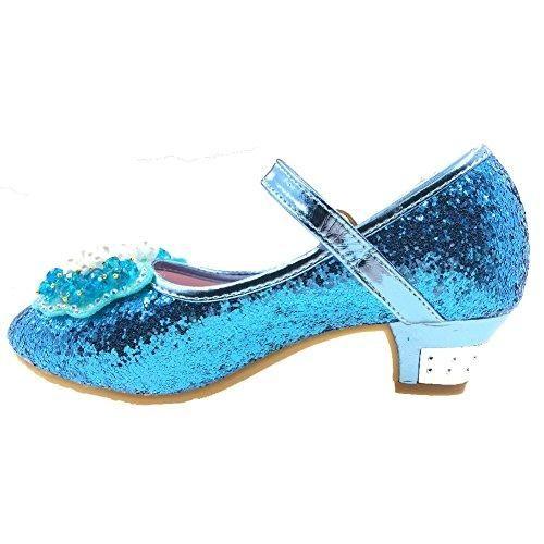 8cb42c69 Oferta: 26.99€. Comprar Ofertas de Tyidalin Niña Bailarina Zapatos de Tacón  Disfraz de