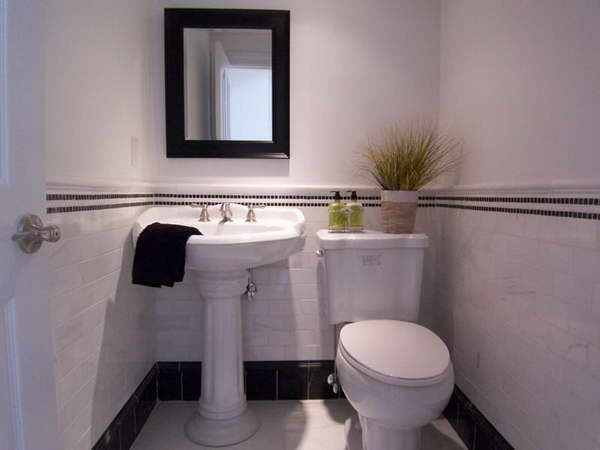 Half Bathroom Makeover Ideas  Thing You Need To Consider The Half Awesome Half Bathroom Review