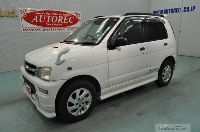 1999 Daihatsu Terios Kid Aero Down 4wd Car