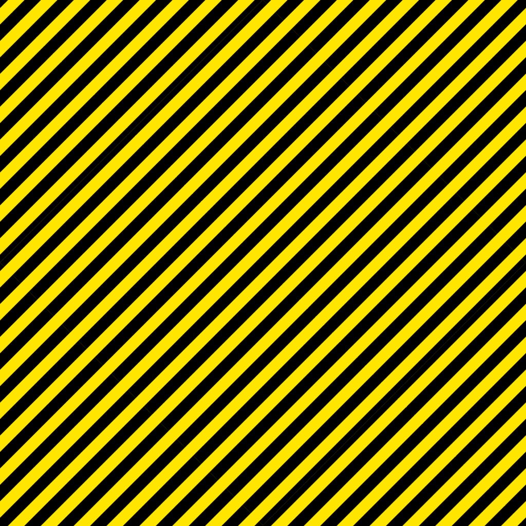 Yellow Black Horizontal 13 Striped Background Stripes