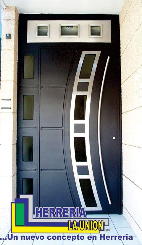 Mod Minimalista Morelia Jpg 480 825 Fence Decor Fence Doors Modern Fence