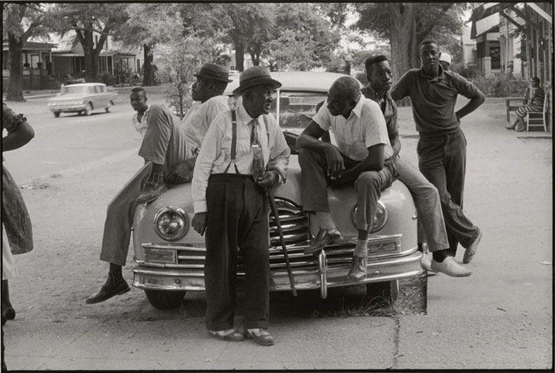 Danny Lyon,Georgia,1962 | Black and white people, Black ...