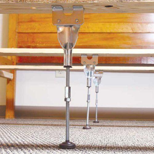 Adjustable Center Leg Bed Frame Support By Garrett 20 99