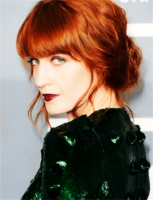 Florence at the Grammy's 2013