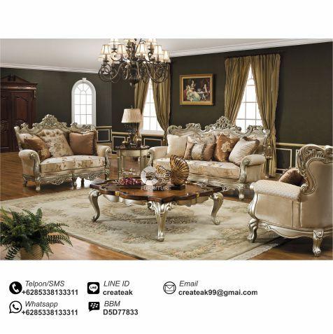 sofa santai, kursi jati murah, kursi tamu sofa mewah, kursi mebel ...