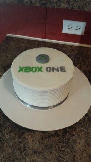 Xbox One Cake Torten Pinterest Torten