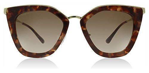 98269ff2a56 Prada Spotted Brown Pink Cats Eyes Sunglasses Lens Categor Clout  WearSunglasses