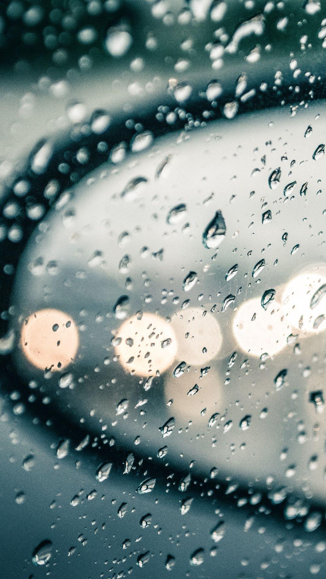 4k Rain Drops Wallpaper For Phone In 2021 Rain Drops Wallpaper Phone Wallpaper Watercolour Wallpaper