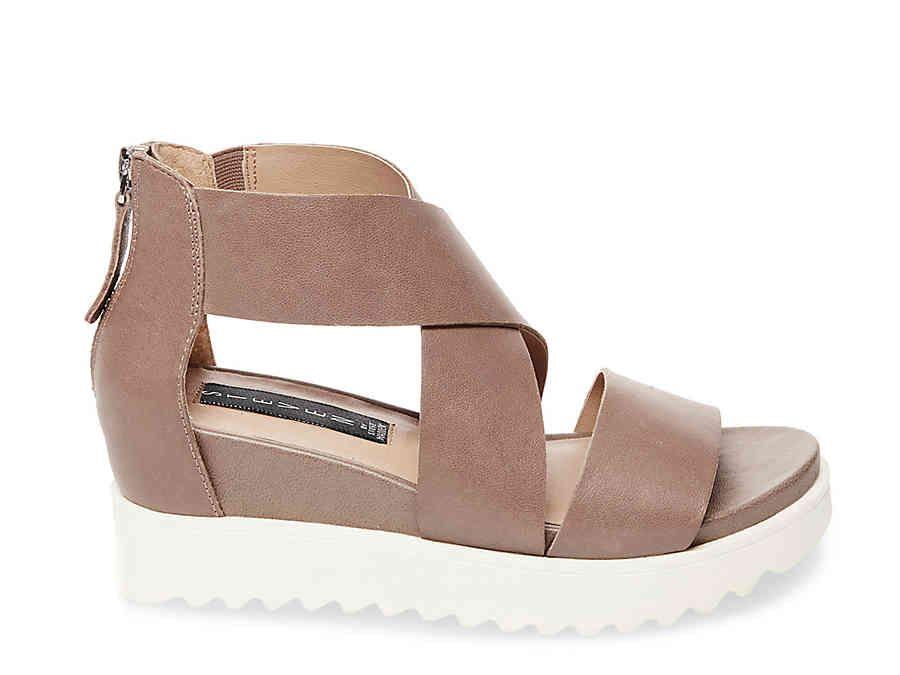 e5e706a3945 Steven by Steve Madden Keanna Wedge Sandal Women's Shoes | DSW ...