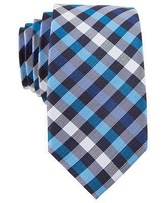 c8708dfaf707 Penguin Tie, Odo Plaid Tie - Ties - Men - Macy's | My Style ...