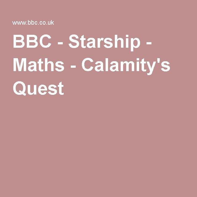BBC Starship: Maths Intro (2003) - YouTube