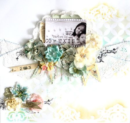 Prima Layout by Emeline Seet