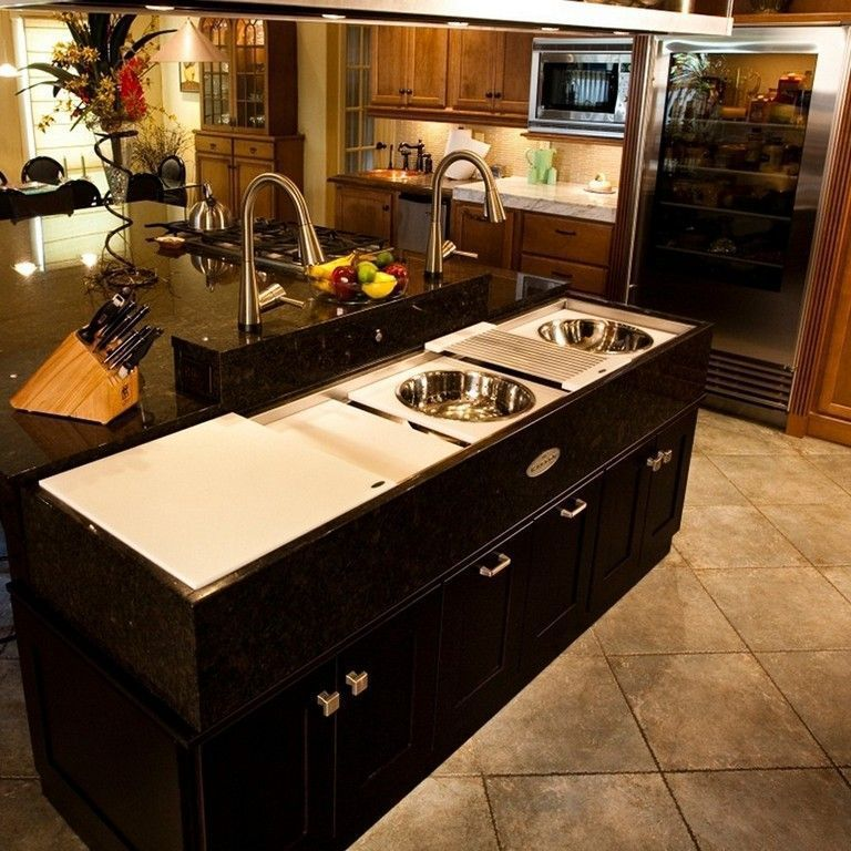 15+ Top Kitchen Sinks Ideas kitchens kitchenideas