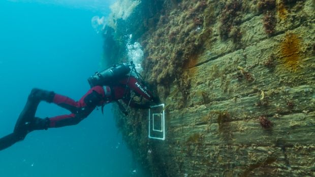 Searching for HMS Terror Hunt resumes for 2nd Franklin Expedition - finding resumes