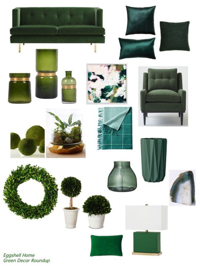 19++ Emerald green home decor ideas