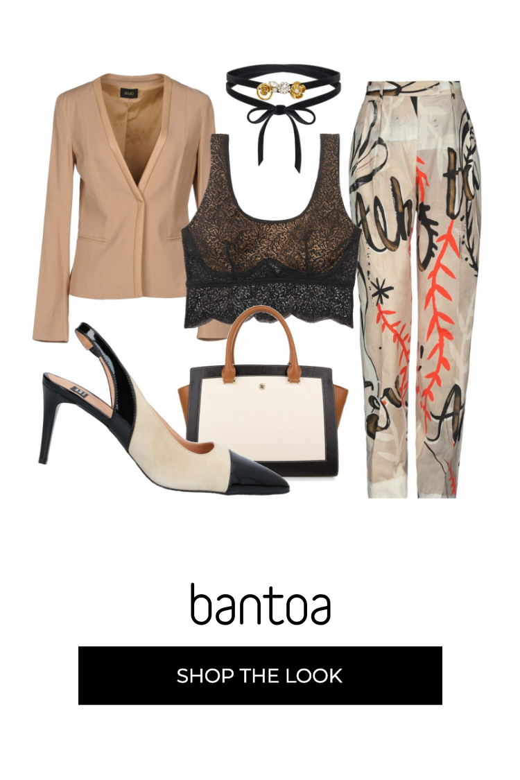 Photo of Pizzo sotto la giacca | Outfit