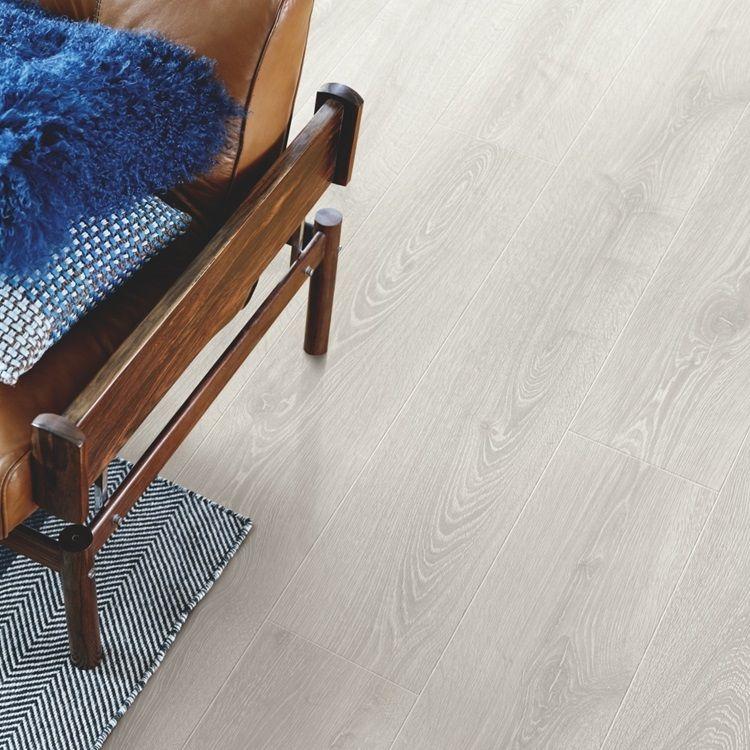Laminat Modern lysegrå modern plank sensation laminat studioeik plank l0331
