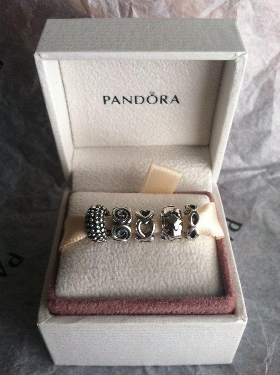 Pandora Charm Bracelet Spacers