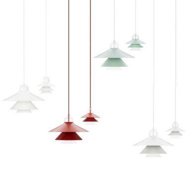 Normann Copenhagen Mid Century Modern Ikono Pendant Lamp