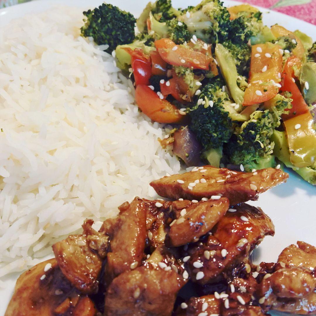 ricette light pollo e verdure
