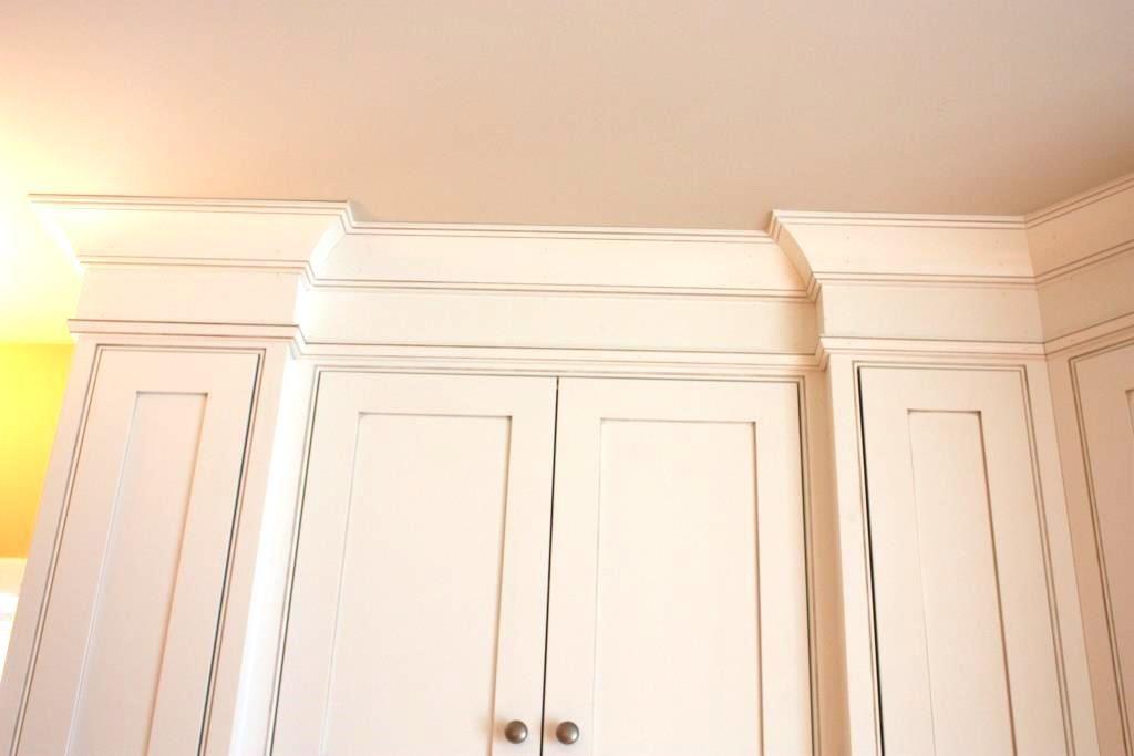 Kitchen Cabinet Cornice Details
