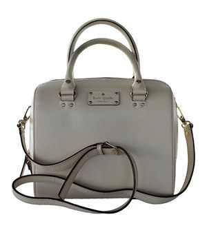 Look what I found on #zulily! Kate Spade Porcelain Alessa Wellesley Satchel by Kate Spade #zulilyfinds