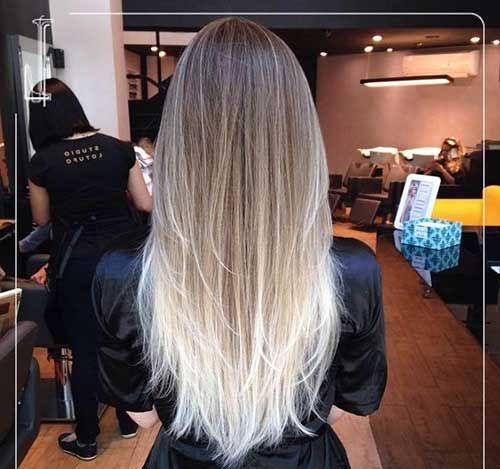 41 Ombre Hair Platinados Cuidados E Tutorial Facil Hair