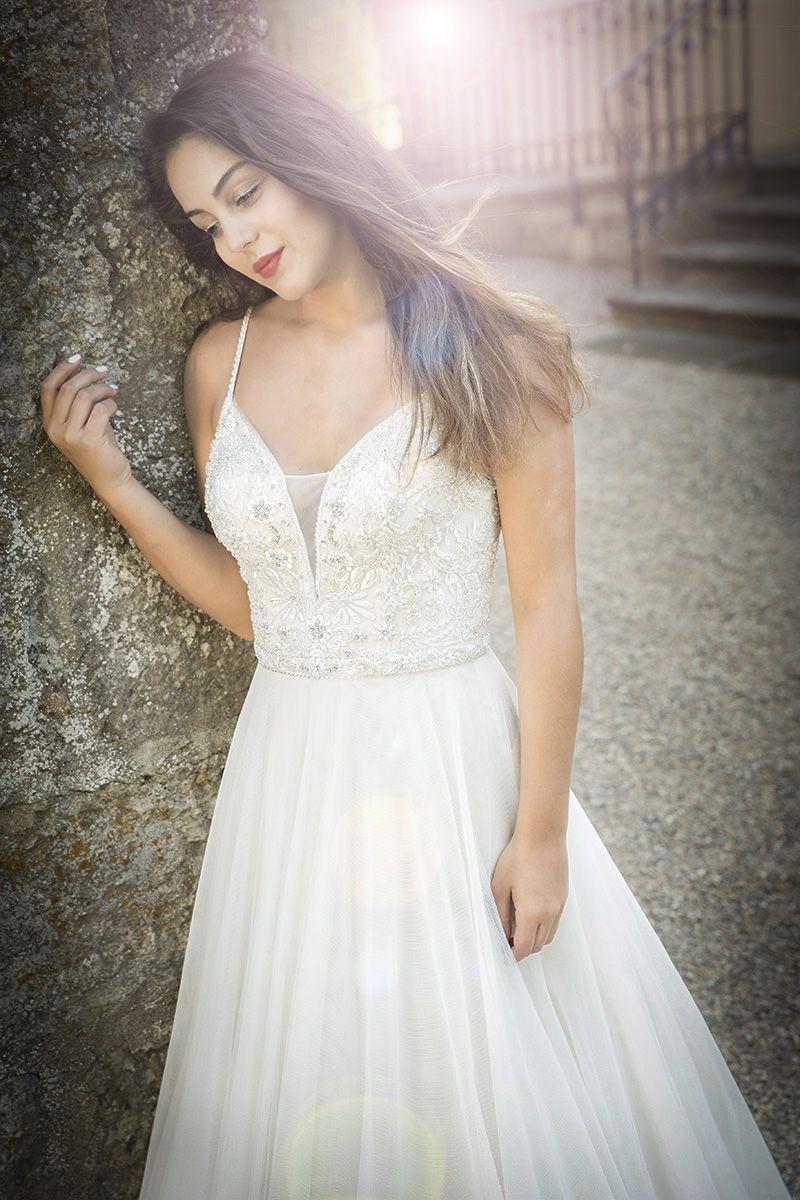 Kleemeier #Brautmode #Brautkleid #Hochzeitskleid #bridal ...so eine ...