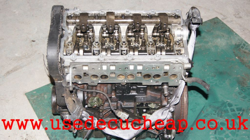 VW Passat TDI 2,0 Engine 03G021AC For DSG GEARBOX | CAR PARTS