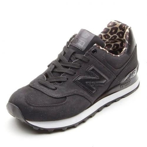Limited Edition Leopard New Balance 574 Black Women Nike Free Shoes Nike Shoes Outlet Nb Shoes