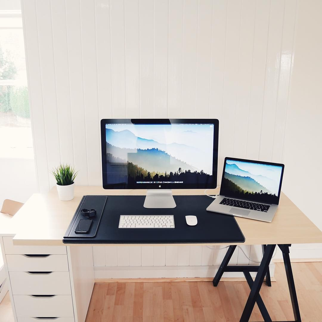 Instagram Desktop Setup Home Office Setup Desk Setup