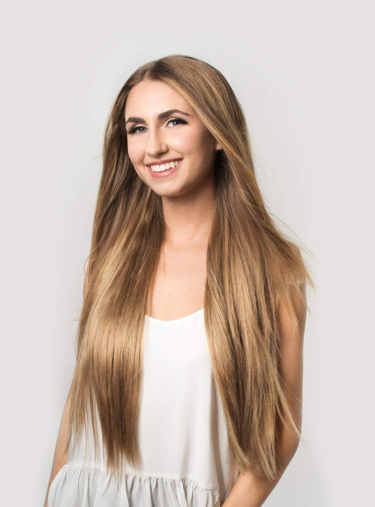 Dirty Blonde 18 20 160g Blondes Hair Extensions And Extensions