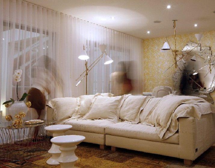 Ideas para tu sal n 50 sof s para te inspirar - Ultimas tendencias en decoracion de interiores ...