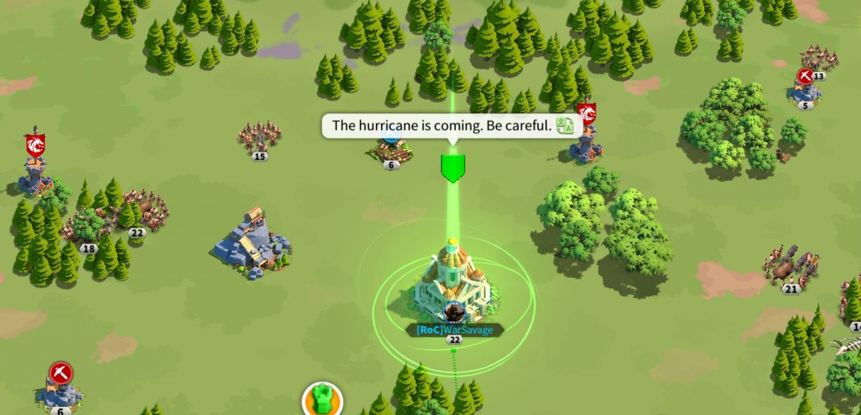 Rise of Civilizations is a surprisingly huge strategy MMO