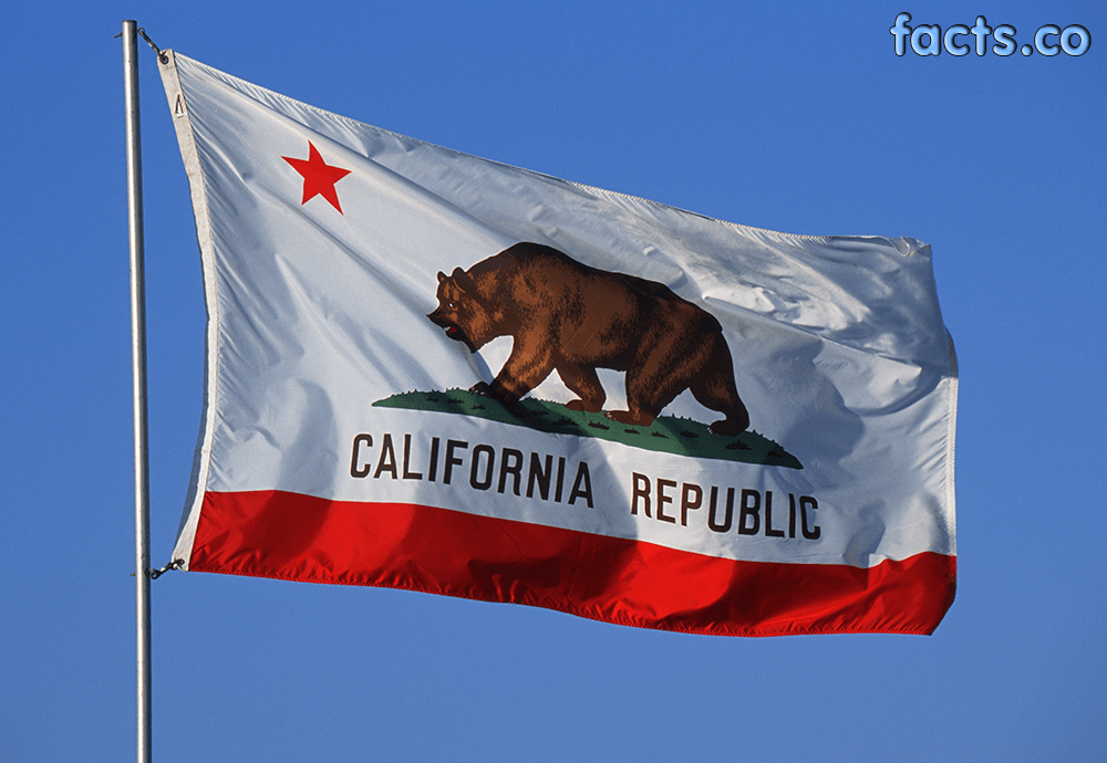 wolf requirement 2d california flag colors meaning information